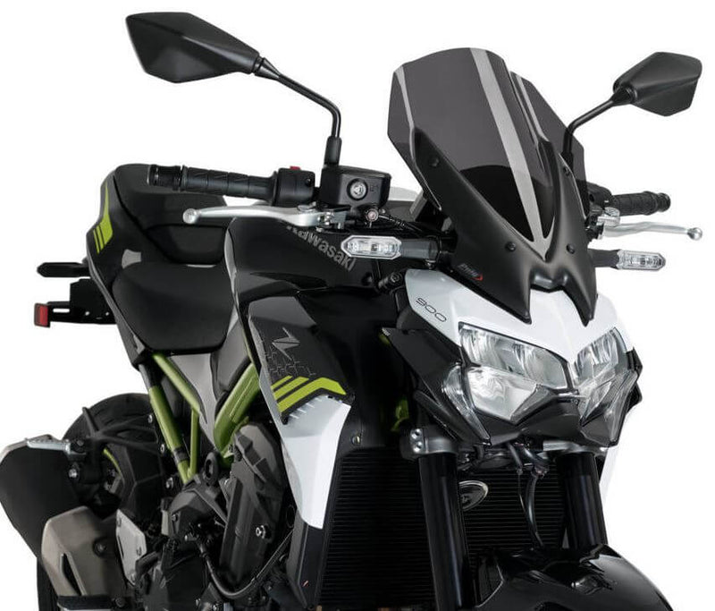 Puig Naked New Generation Touring Windscreens 2020+ Kawasaki Z900