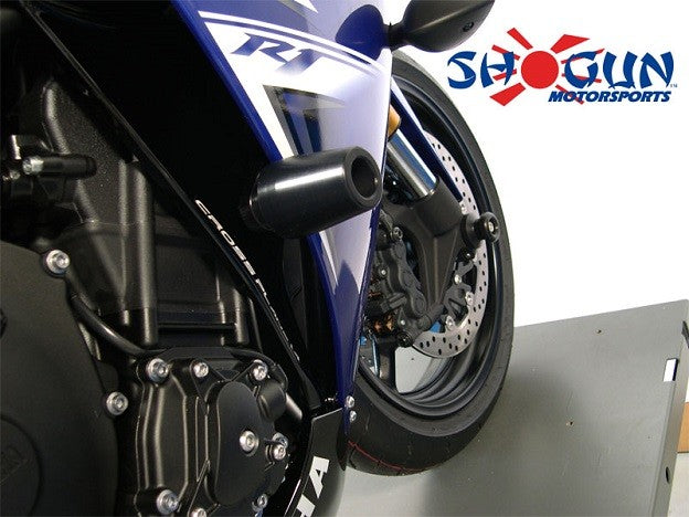 Shogun No Cut Complete Slider Kit For 2009-2014 Yamaha R1