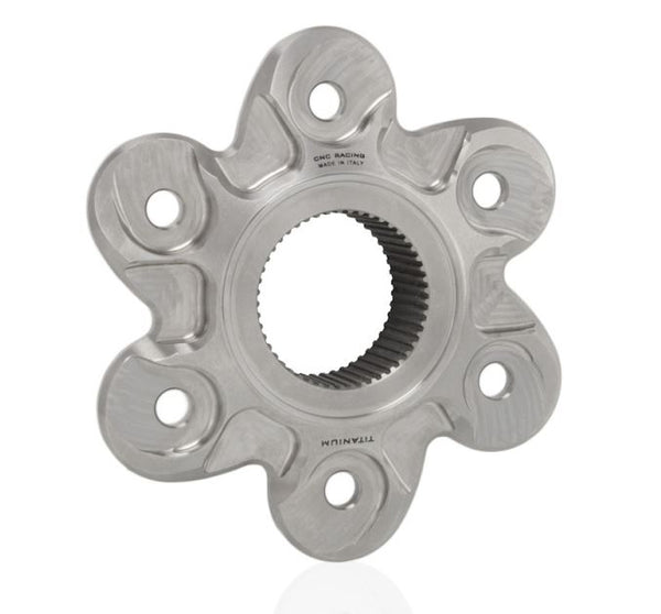 CNC Racing Ducati Titanium Sprocket Carrier (6 Hole) | FL501X