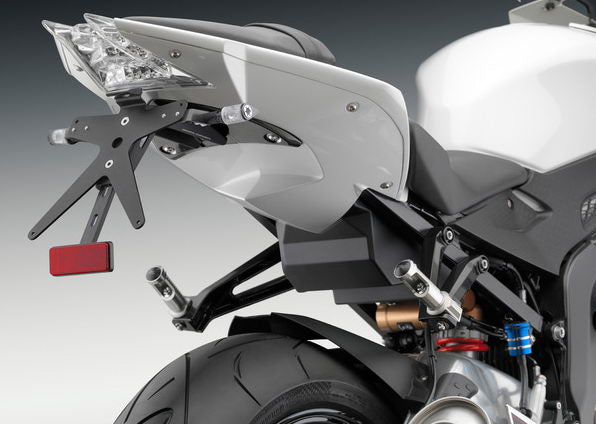Rizoma License Plate Support (Fender Eliminator Kit) '09-'16 BMW S1000RR, '14-'16 BMW S1000R | PT704B