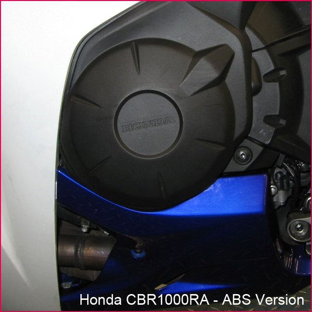 GB Racing STOCK Engine Covers Protection Bundle for '08-'16 Honda CBR1000RR/ABS