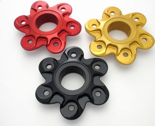 CNC Racing Ducati Sprocket Carrier (6 Hole)
