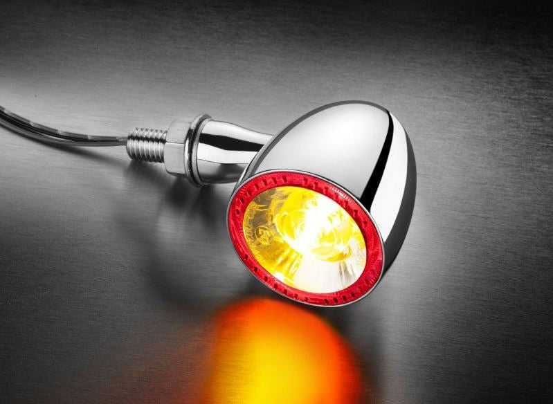 Kellermann Bullet 1000 DF LED Blinker w/Integrated Tail and Brake Light