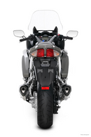 Akrapovic Titanium EC Type Approved Slip-on Exhaust Systems 2001-2014 Yamaha FJR1300