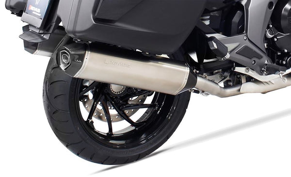 REMUS HexaCone Slip-on Exhaust Systems for BMW K1600 GT/GTL 2011, 2012, 2013, 2014, 2015, 2016