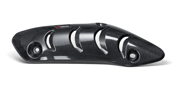 Akrapovic Carbon Fiber Heat Shield for '14-'19 Ducati Monster 821/1200/S