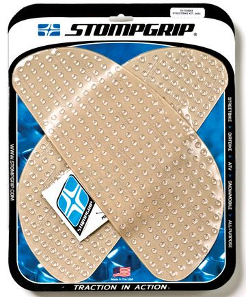 StompGrip Volcano Traction Tank Pad Kit for Ducati 748/996/998