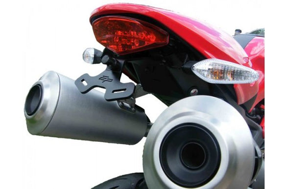 Evotech Performance Tail Tidy/Fender Eliminator Kit For Ducati Monster 696/795/796/1100/S/EVO