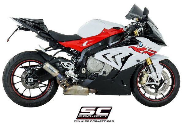 SC Project CR-T Slip-On Exhaust 2017-2018 BMW S1000RR