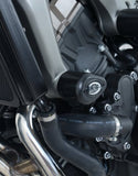 R&G Racing Aero Front Engine / Frame Sliders For 2014-2017 Yamaha FZ-09 / MT-09 / XSR900 / FJ-09 (MT-09 Tracer)