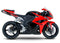 Yoshimura Street RS-5 Carbon Slip-On Exhaust System for '09-'20 Honda CBR600RR