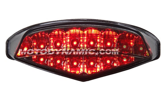 Motodynamic Sequential LED Tail Light for Ducati Monster 696/796/1100