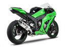 Yoshimura Race R77 3/4 Slip-on Exhaust Systems for '11-'15 Kawasaki ZX10R