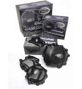 R&G Racing Engine Case Cover Kit For 2011-2014 Yamaha FZ8 & 2006-2015 FZ1