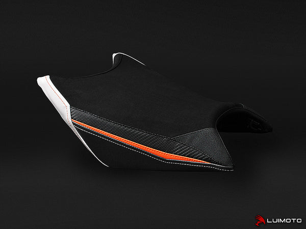 LuiMoto Seat Covers for 2013-2016 KTM 390 Duke | Rider