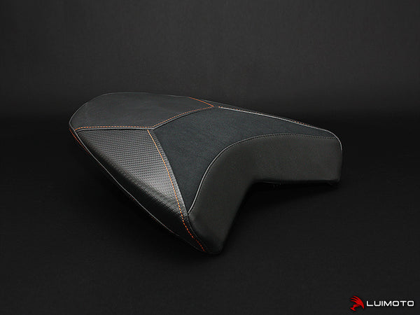 LuiMoto Seat Covers for 2012-2015 KTM 690 Duke | Passenger
