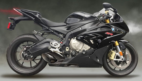 Taylormade Underbelly Full Exhaust System Wcarbon Fiber Trim For 20152016 BMW S1000rr: Taylormade Exhaust Gsxr 1000 At Woreks.co
