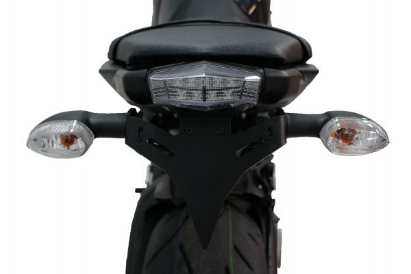 Evotech Performance Tail Tidy/Fender Eliminator w.Tail Light For 2013-2016 Yamaha MT-09, FZ-09