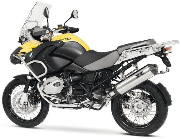 Remus Hexacone Slip-On Exhaust Systems for 2010-2012 BMW R1200GS/Adventure Air Cooled