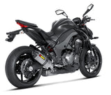 Akrapovic Slip-On Line (Titanium) EC Type Approval Exhaust System For 2014-2015 Kawasaki Z1000