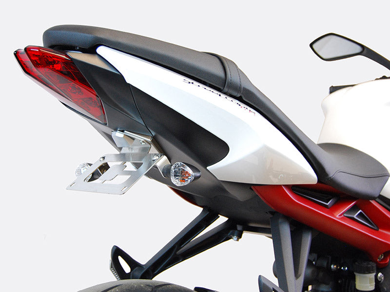 Competition Werkes Fender Eliminator Kit for '13-'16 Triumph Street Triple 675, '17+ Street Triple 765