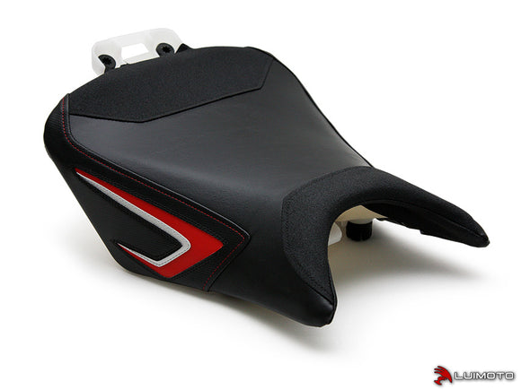 LuiMoto Team Honda Front Seat Cover for 2013-2015 CBR500R, CB500F