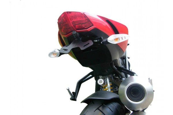 Evotech Performance Tail Tidy/License Plate Holder '12-'16 Ducati Streetfighter 848, '09-'13 Streetfighter 1098