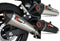Scorpion Serket Taper Slip-on Exhaust System '08-'12 Kawasaki Ninja 250R