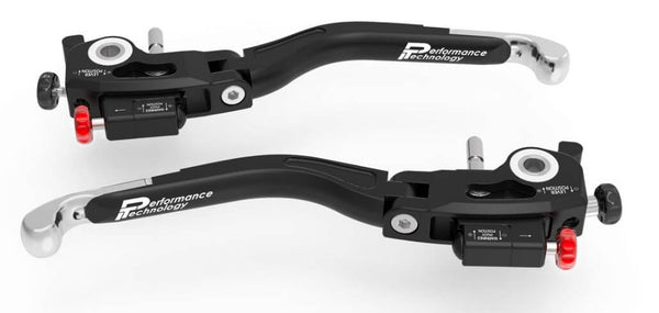 Ducabike L01 Ultimate Double Adjustment Brake & Clutch Levers Ducati