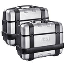 GIVI TRK33N Trekker Top/Side Case - 33 Litters/Case (Pairs)