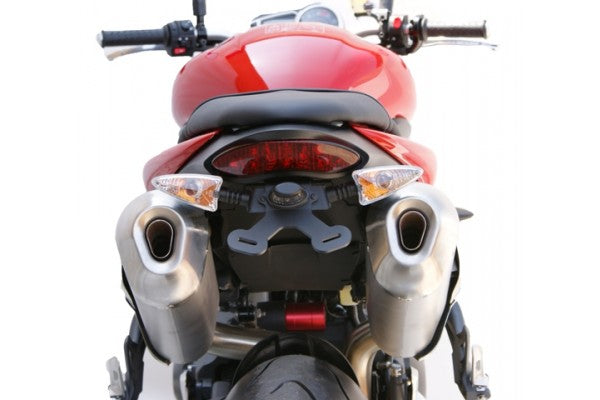 Evotech Performance Tail Tidy / Fender Eliminator Kit 2011-2015 Triumph Speed Triple / R