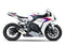 Yoshimura Race R-77 Steel w/Carbon Tip Slip-on Exhaust System '12-'13 Honda CBR1000RR