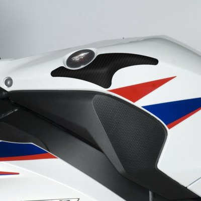 R&G Racing Carbon Fiber Tank Sliders SET for 2012-2015 Honda CBR1000RR