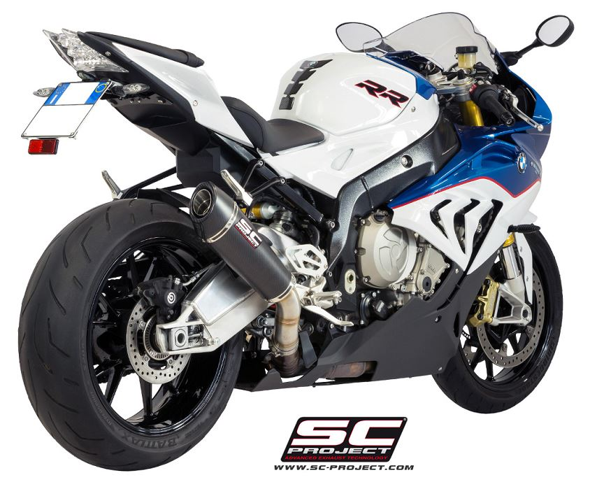 SC Project Conic Slip-On Exhaust 2015-2016 BMW S1000RR