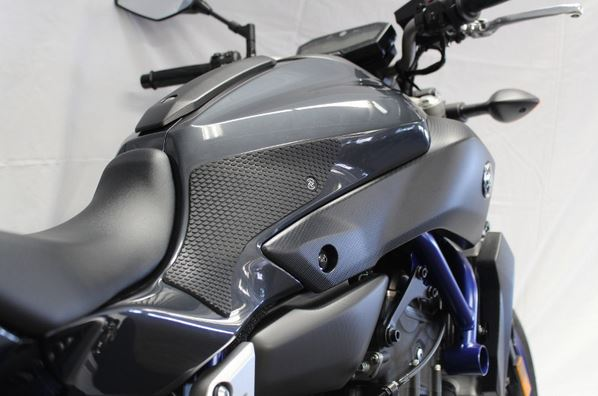TechSpec Tank Grip Pads 2014-2017 Yamaha FZ-07 / MT-07