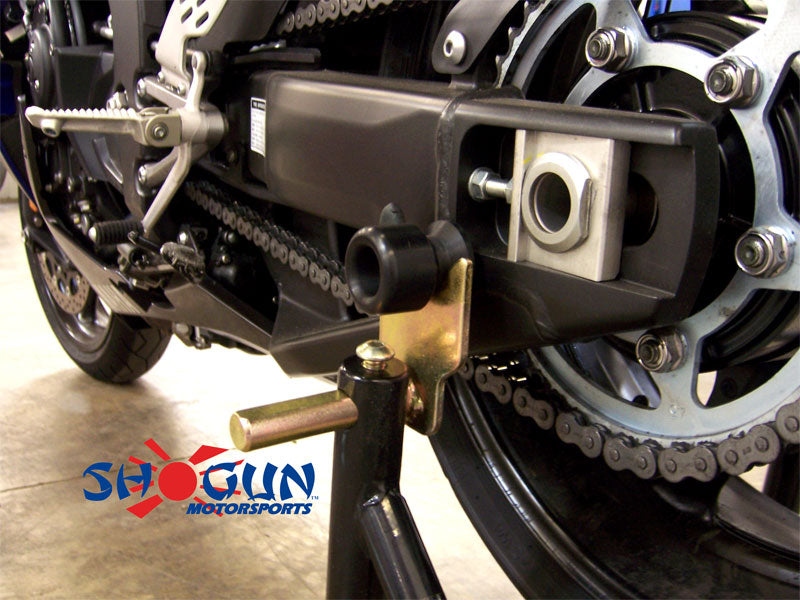 Shogun No Cut Complete Slider Kit For 2007-2008 Yamaha R1