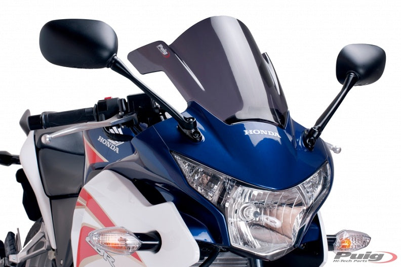 Puig Z Racing Windscreen for 2011-2015 Honda CBR250R