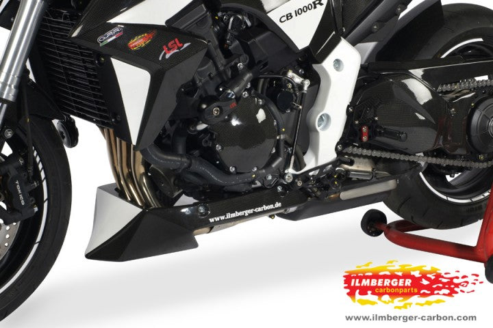 ILMBERGER Carbon Fiber Alternator Cover for 2008-2012 Honda CB1000R