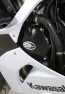 R&G Racing Engine Case Cover Kit (3pc) for 2009-2012 Kawasaki ZX-6R, 2013 ZX-6R 636
