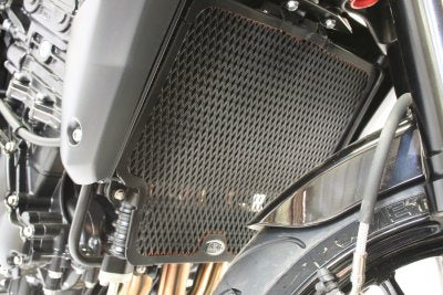 R&G Racing Radiator Guard 2010 Triumph Speed Triple 1050