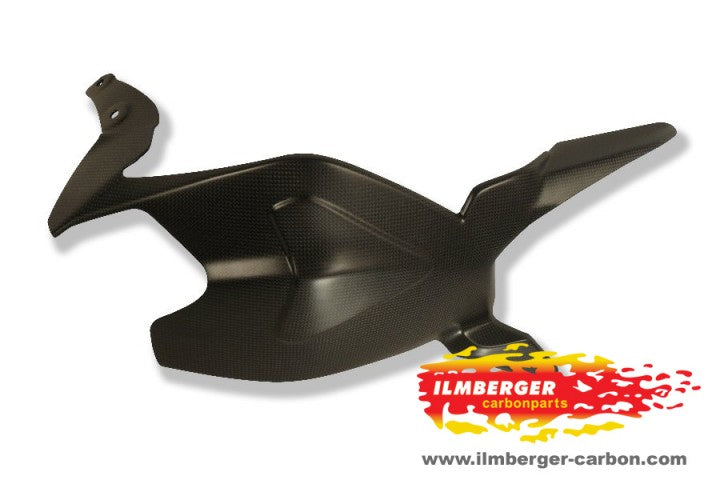 ILMBERGER Carbon Fiber Swingarm Cover for 2012-2013 Ducati Panigale 1199