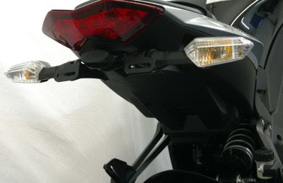 R&G Racing Tail Tidy / License Plate Holder '10-'13 Kawasaki Z1000, '11-'14 Ninja 1000