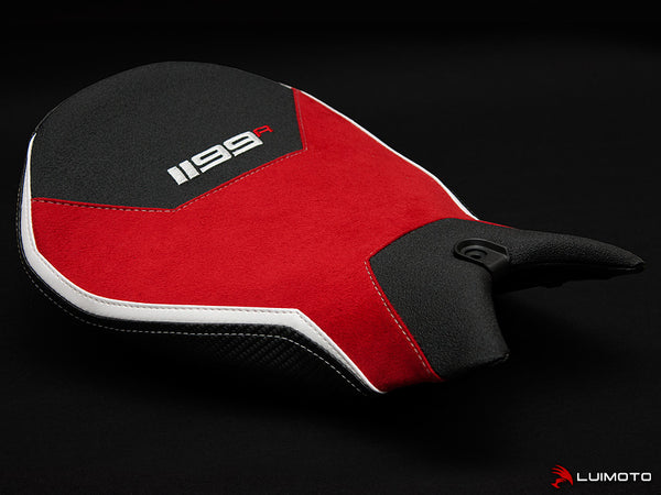 LuiMoto R Edition Seat Covers 2012-2014 Ducati 1199 Panigale
