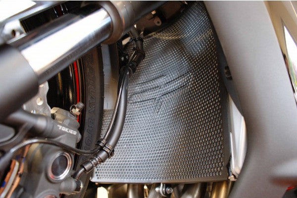 Evotech Performance Radiator Guard For 2008-2015 Kawasaki ZX10R