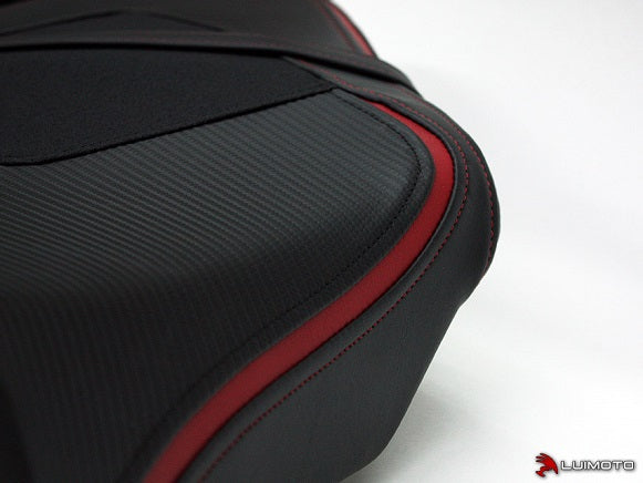 LuiMoto Team Yamaha Seat Covers For 2014-2015 Yamaha MT-09 / FZ-09