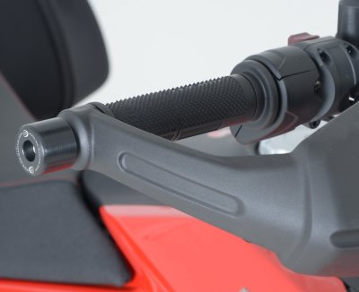 R&G Racing Bar End Sliders for 2013 Hypermotard / Hyperstrada 820