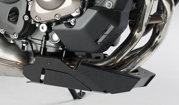 SW-Motech Aluminium Engine Guard for 2013-2015 Yamaha MT-09, FZ-09 [MSS.06.471.10000/B]