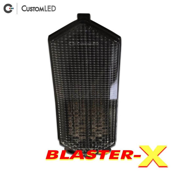 Custom LED Blaster-X Integrated LED Tail Light Complete Unit 15'-'20 Yamaha YZF R1/M/S, '17-'20 YZF R6