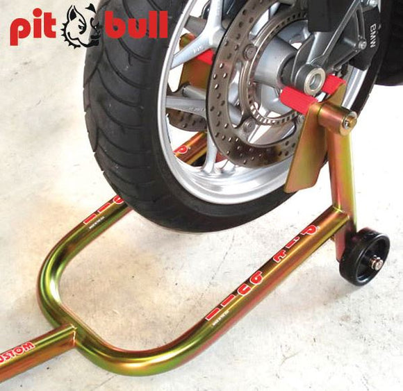 Pit Bull Forklift Front Stand For BMW R1100, K1200, K1300, R1200, K1600, HP2 [F0100-400]