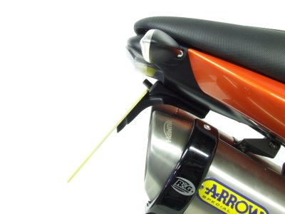 R&G Racing Fender Eliminator / Tail Titdy Kit 2008-2010 Triumph Speed Triple
